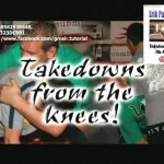TAKEDOWNS FROM THE KNEES DVD BY ERIK PAULSON