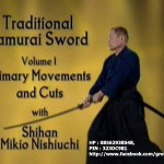 TRADITIONAL SAMURAI SWORD VOL 1-3
