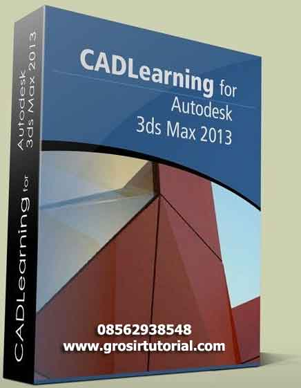 Autodesk-3DS-Max-2013-Tutorials-CADLearning