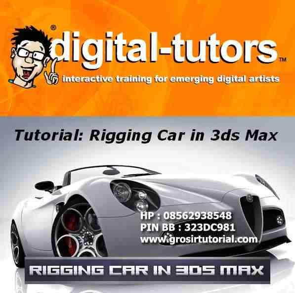 Car Rigging in 3ds Max