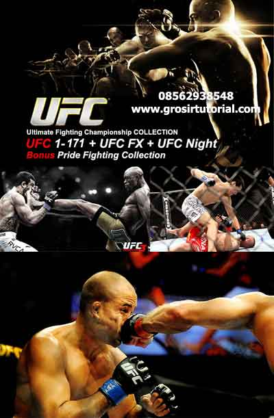 Jual UFC-collection lengkap