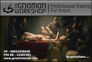 The Gnomon Workshop – Using 3d Turning a Still Image to 3d