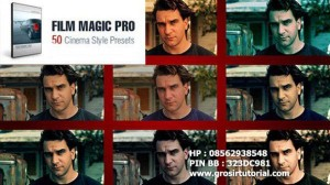 FILM MAGIC PRO (CINEMATIC COLOR STYLES FOR AE) – VIDEO COPILOT