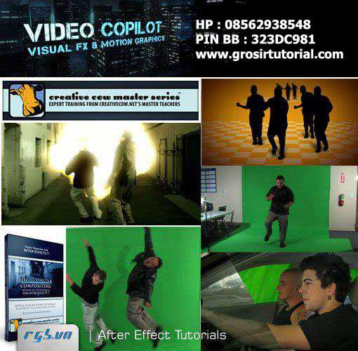 Video Copilot - Serious FX Training (VFX Training for Adobe After Effects)