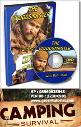 WOODMASTER SERIES OF SURVIVAL AND CAMPING