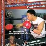 BOXING TIPS AND TECHNIQUES VOL 1-3, JEFF MAYWEATHER