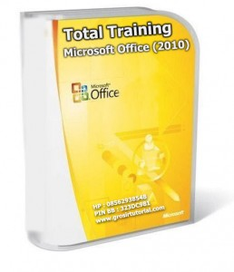 MICROSOFT OFFICE 2010 – TOTAL TRAINING