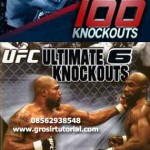 Jual DVD UFC The Ultimate 100 Knockouts