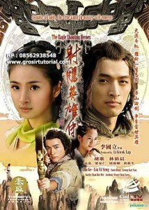 Jual Film Pendekar Rajawali 2008 / The Legend of The Condor Heroes (The Eagle Shooting Heroes)/Film Kweceng 2008