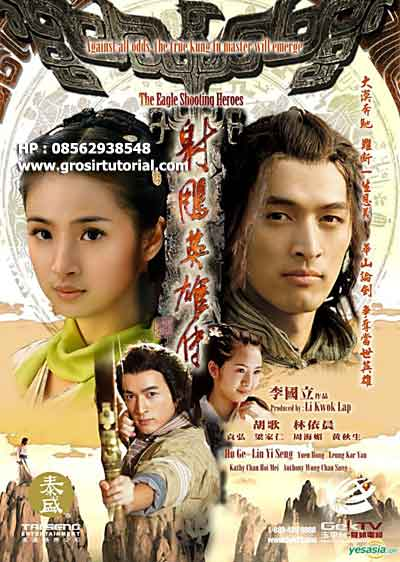 Jual Film The Legend of The Condor Heroes 2008