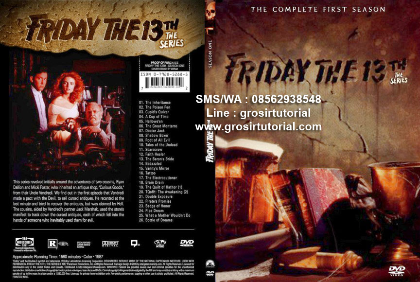 jual-dvd-friday-the-13th-series