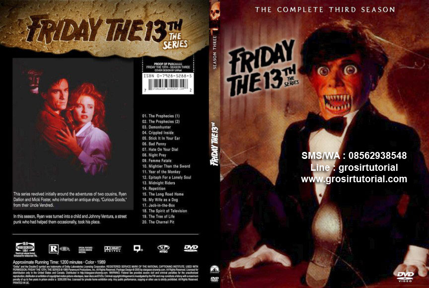jual film friday the 13th