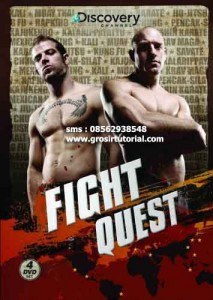 Jual Fight Quest Full Collection 13 Episode