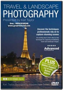 Jual Tutorial Fotografi Karl Taylor – Travel and Landscape Photography