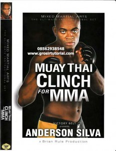 Jual Muay Thai Clinch for MMA by Anderson Silva