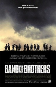 Jual Film Band of Brother