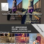 Adobe Photoshop Actions for Photographers