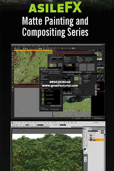 AsileFX---Matte-Painting-And-Compositing-Series
