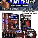 The Complete Muay Thai Home Study Course Secrets from Thailand