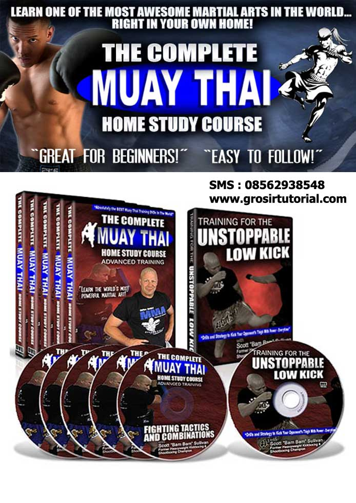 Complete-Muay-Thai-Home-Study-Course