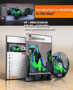 Digital Tutors – Introduction to Modeling in 3ds Max 2014