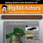 Digital Tutors Getting Started with BodyPaint 3D
