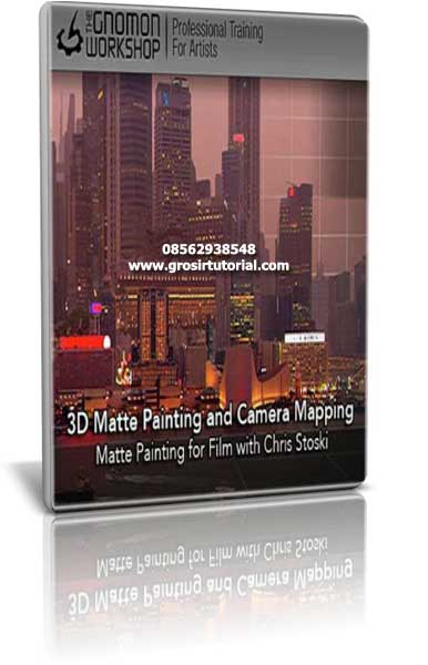 Gnomon---3D-Matte-Painting-and-Camera-Mapping