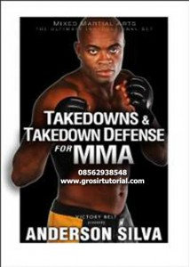 Takedowns & Takedown Defense for MMA with Anderson Silva