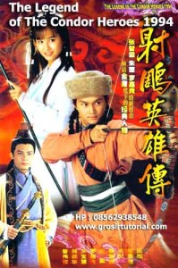 Film Pendekar Rajawali 1994 / film The legend of The Condor Heroes 1994 Subtitle Indonesia /  Film Kwee Ceng 1944