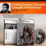 Creating Fantasy Character Concepts in Photoshop – Digital Tutors
