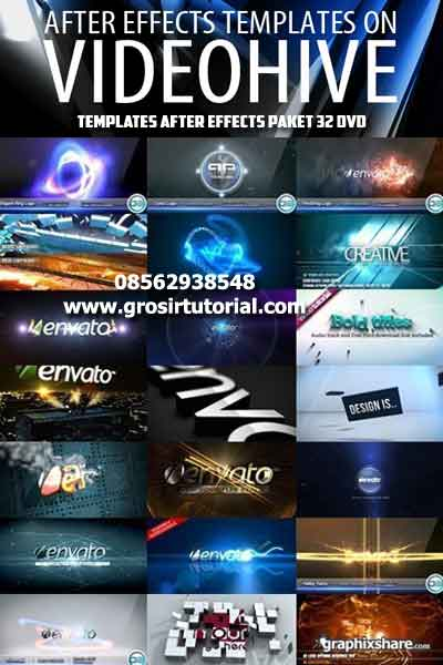 jual template after effects videohive