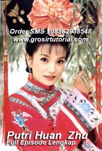 Putri Huan Zhu 1998 DVD Film Mandarin My Fair Princess