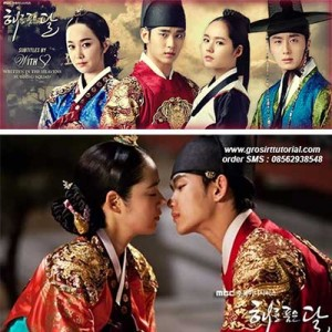 jual dvd the moon that embraces the sun