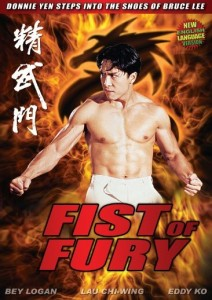 Jual DVD Silat Fist of Fury Donnie Yen