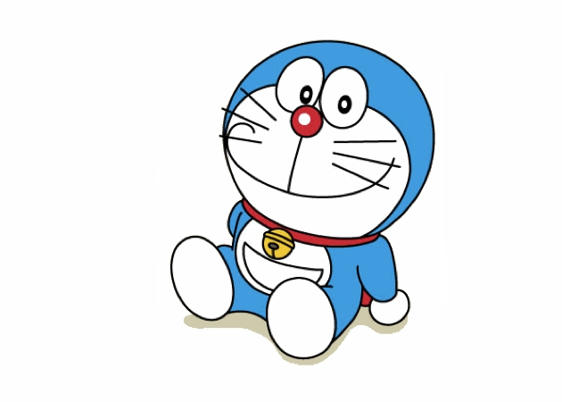 a description of doraemon who is absolutely best known and a hero as an animation character