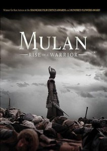 Cover Film Mulan Rise of A Warrior