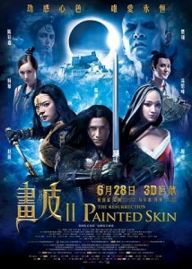 Cover Film Painted Skin
