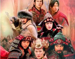 Film Silat Mandarin The Young Warriors of Yang Clan