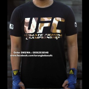 Kaos UFC Army Bad-Boy