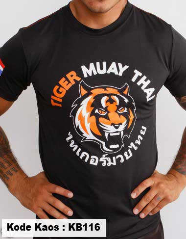 kaos tiger muay thai