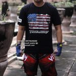 Jual Kaos UFC USA Fight Team