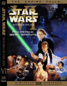 Jual DVD Star Wars Full