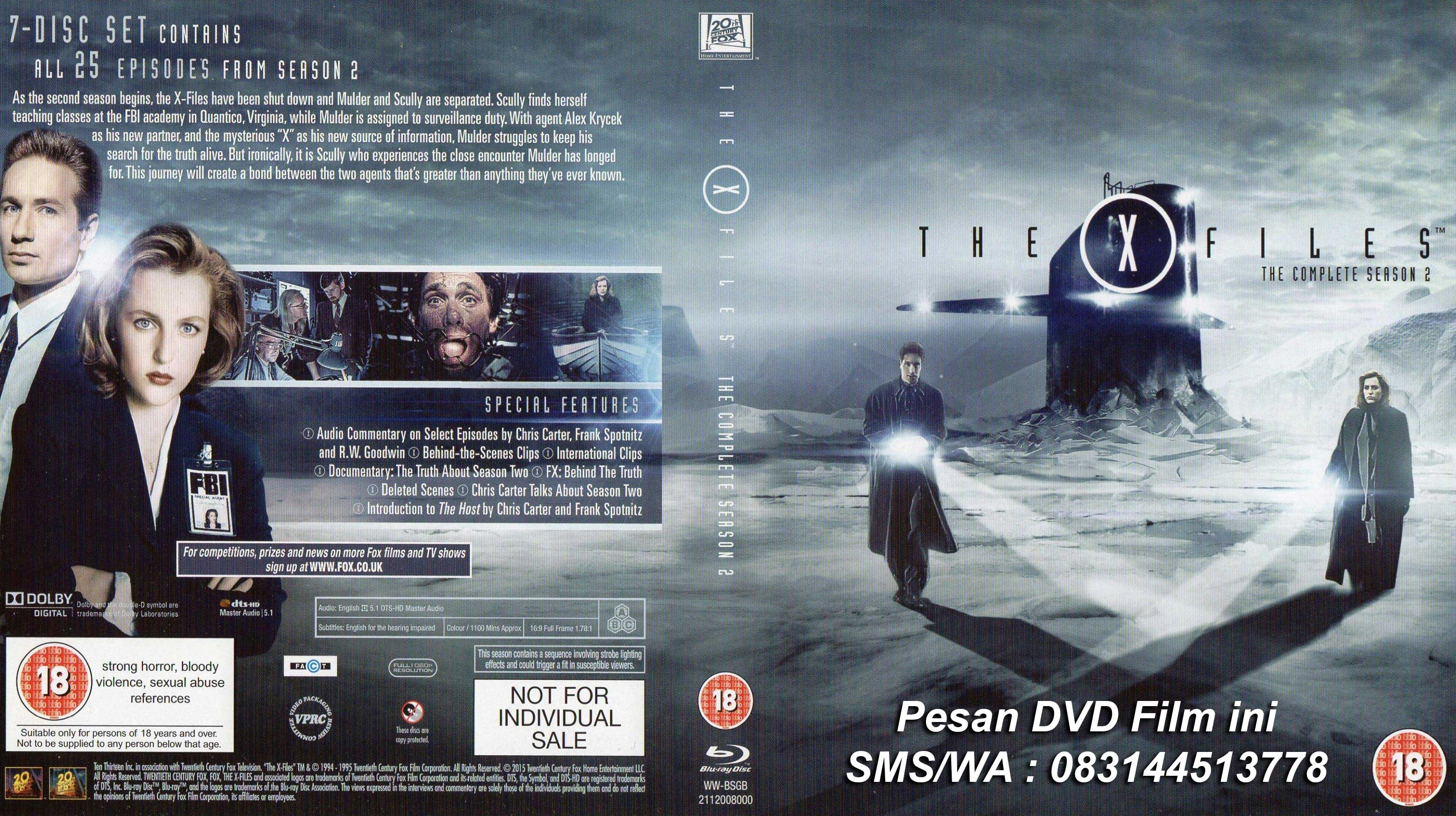 jual-film-The-X-FIles