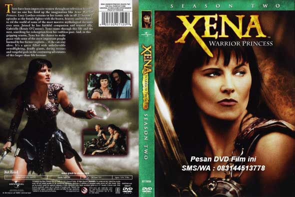 jual-kaset-Xena-The-Warrior-Princess