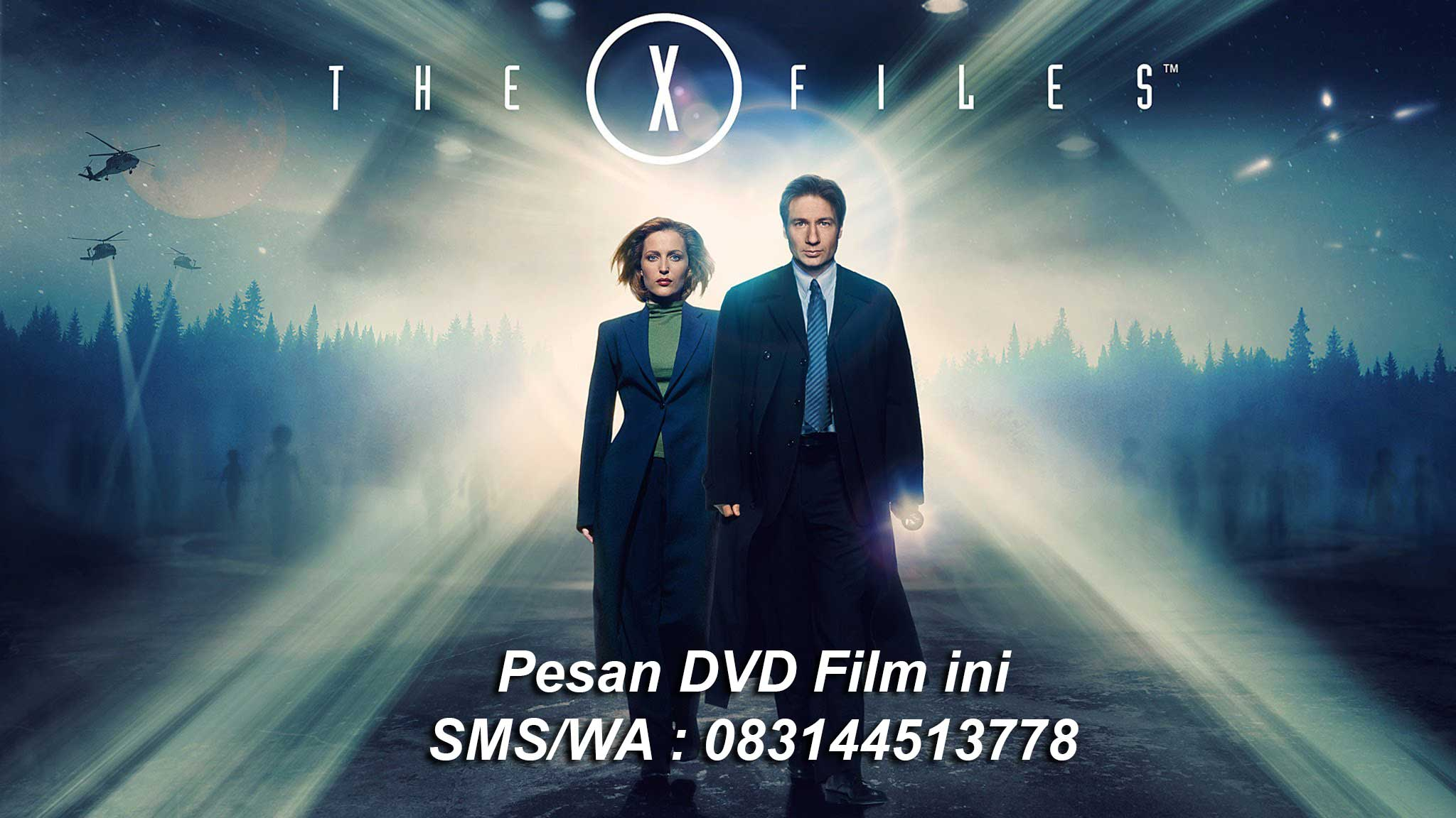 jual-tv-series-The-X-FIles