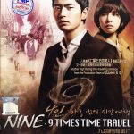 Jual DVD  Nine Times Time Travel