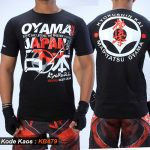 Jual Kaos Kyokushin Hanzo Fight Gear