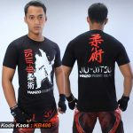 Kaos Jiujitsu Jogja Hanzo Fight Gear