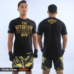 Jual Kaos UFC Surabaya Hanzo Fight Gear