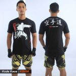 Kaos Karate Keren Hanzo Fight Gear